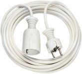 brennenstuhl Rallonge électrique, plastique, blanc, 3 m