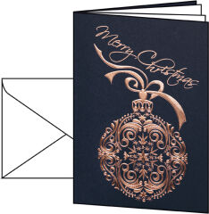 sigel Carte de Noel 'Noblesse', A6 (A5)