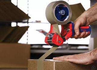 tesa tesapack Ruban adhésif 4124, PVC, 50 mm x 66 m