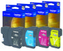 brother Encre pour brother MFC-J4510DW, jaune