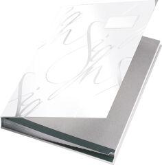 LEITZ Parapheur Design, 18 compartiments, blanc, format A4,