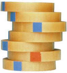 tesa Ruban adhésif d'emballage 4104, 19 mm x 66 m, trans.