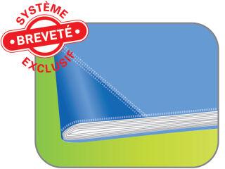 ELBA Protège-cahier STRONG LINE, 240 x 320 mm, bleu