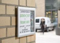 FRANKEN cadre porte-affiches 'Outdoor', format A2, 25 mm
