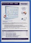 FRANKEN Pochette magnétique FRAME IT X-tra!Line, format A5