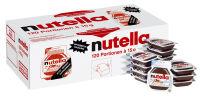 Ferrero Crème pralinée aux noisettes nutella, dans un carton