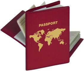 HERMA Pochette de protection RFID pour passeport