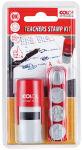 COLOP Tampon pour enseignant 'Teachers Stamp Kit', 4 motifs
