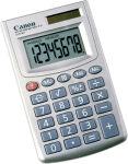 Canon calculatrice de pocheLS-270 H, Alimentation solaire