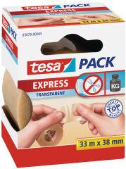 tesa tesapack Ruban adhésif d'emballage 'déchirable mains'