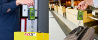 BURG-WÄCHTER balance à main numérique TARA PS 7600,vert/gris