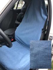 IWH housse couvre-siège 'Jeans',convient aux Airbag latéraux