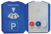 uniTEC Disque de stationnement multifonction, en plastique