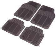 uniTEC Set de tapis de voiture 'Comfort', 4-pièces