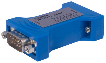 DIGITUS Convertisseur RS-232 vers RS-485, convertit les