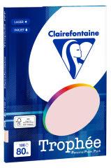 Clairalfa Papier universel Trophée, A4, couleurs pastel