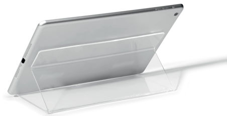 DURABLE Support pour tablette ACRYLIC TABLET STAND,