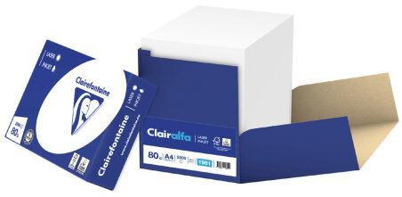 Clairalfa Papier multifonction, A4, 80 g/m2, Pack