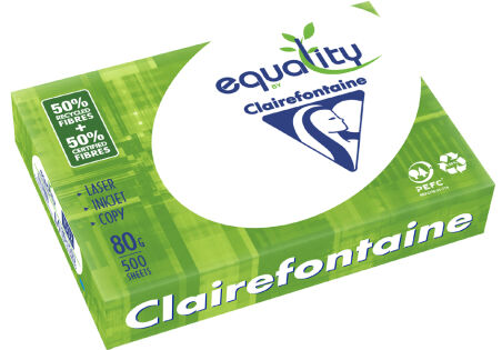 Clairalfa Papier multifonction equality, A4, 80 g/m2