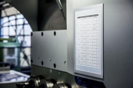 DURABLE Cadre d'affichage magnétique DURAFRAME MAGNETIC PLUS