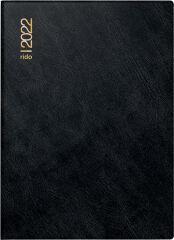 rido idé Taschenkalender 'Technik III Catana', 2020, schwarz