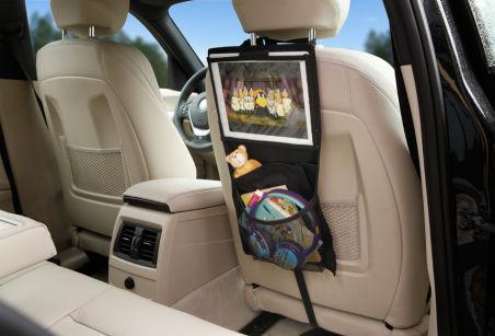uniTEC Système d'organisation pour automobile avec poche