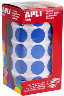 agipa apli Kids Gommette de couleur en rouleau, rouge