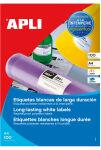 agipa Etiquettes résistant aux intempéries, 105 x 148,5 mm
