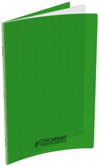 CONQUERANT CLASSIQUE Cahier 240 x 320 mm, Q5x5, incolore