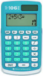 TEXAS INSTRUMENTS Calculatrice de poche TI-106 II