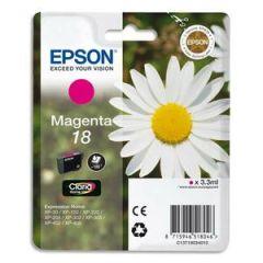 EPSON Encre T1803 pour EPSON Expression Home XP, magenta