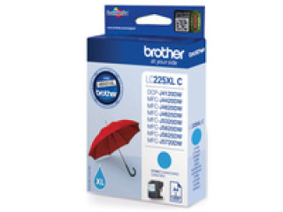 brother LC225XLC cya