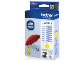 brother LC225XLY gel