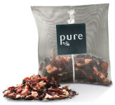 Tchibo Thé 'PURE Tea rooibos orange/caramel'