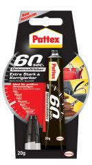 Pattex Colle universelle 60 sec., tube de 20 g