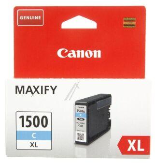 Canon Encre PGI-1500XL pour Canon Maxify, cyan