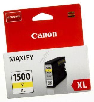 Canon Encre PGI-1500XL pour Canon Maxify, jaune