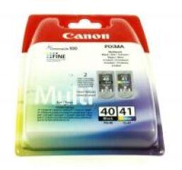 Canon Encre pour Canon Pixma PG-40/CL-41, multipack