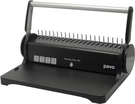 pavo Perforelieur smartmaster 2, jusqu'au format A4