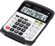 CASIO Calculatrice de bureau WD-320 MT, solaire / pile