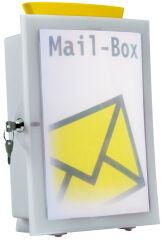 HAN Boîte aux lettres IMAGE'IN, gris clair