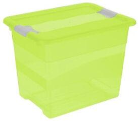 keeeper Boîte de rangement 'cornelia' 24 litres, transparent
