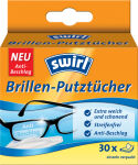 swirl Lingettes nettoyantes pour lunette, grand emballage