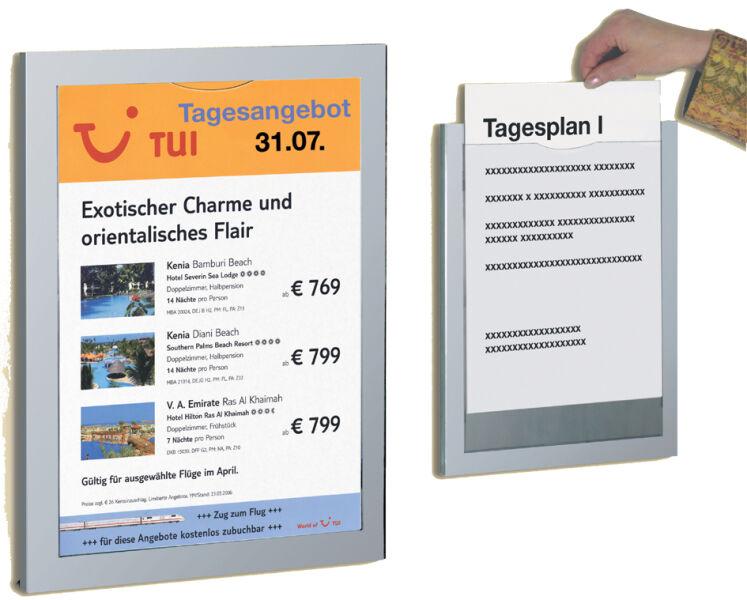Kerkmann 71400098 43 13 kerkmann cadre pour affiche - Cadre format a3 ...