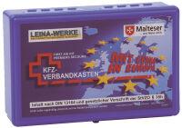 LEINA Boîte de premiers secours pour automobile Euro,