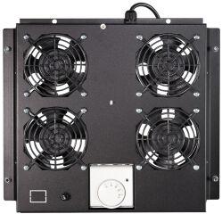 LogiLink Unité de ventilation de toit, 3 ventilateurs,