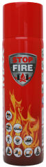 REINOLD MAX Spray extincteur 'STOP FIRE', contenu: 500 g