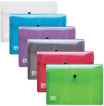 ELBA Pochette document HAWAI, A4, PP, coloris assortis