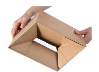 ColomPac Carton à fond automatique avec une fermeture