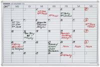 FRANKEN Tableau planning JetKalender, calendrier de semaine